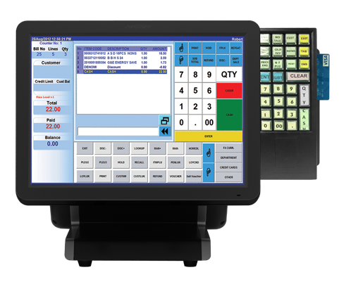 Point Of Sale System Pos System Touch Point Of Sale